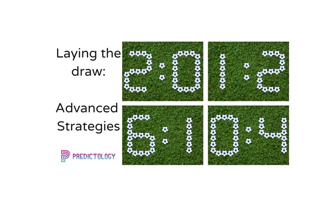 Advanced strategies for laying the draw