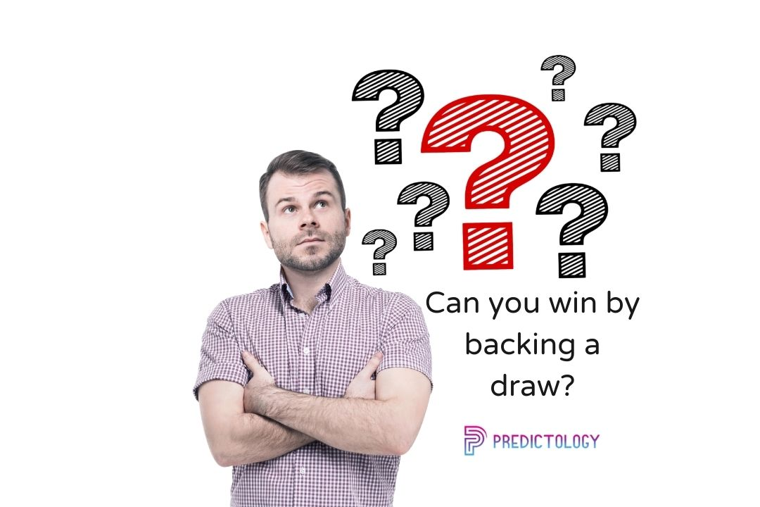 Can you profit by backing a draw
